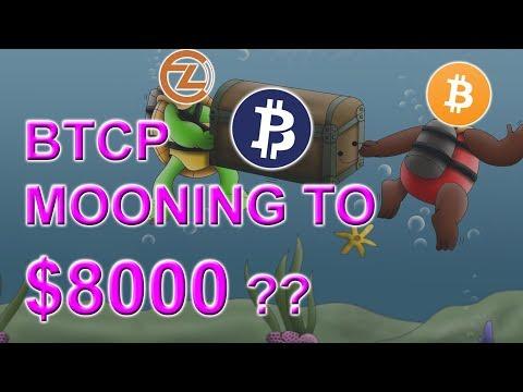 #Bitcoin Private (#BTCP) To $8000 ??