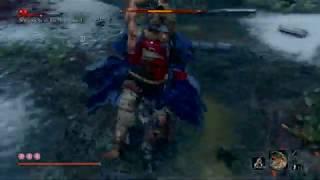 Sekiro vs. Shigekichi of the Red Guard