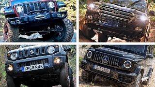 Download TOP 10 World's Best Off-Road SUV 2019 Mp3 and Videos