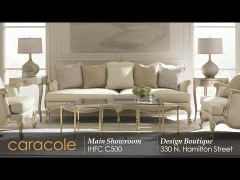 Caracole at High Point Furniture Market