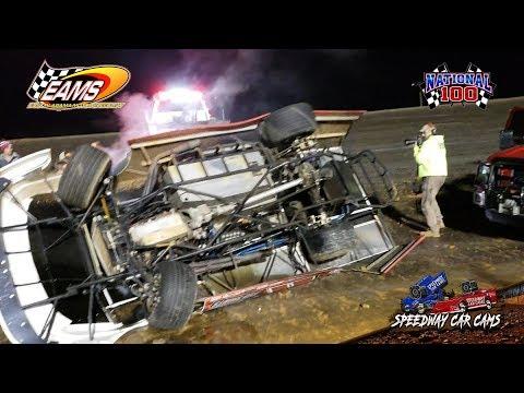 #71K Jim Rogers - Super Late Model - National 100 - 1-27-19 East Alabama Motor Speedway