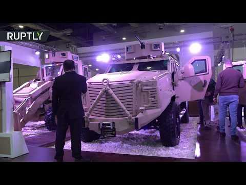 لأول مرة.. مصر تعرض أسلحة جديدة محلية الصنع