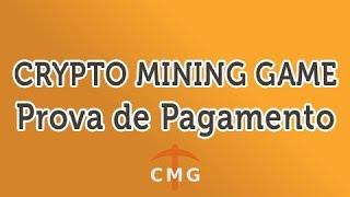 Crypto Mining Game - Prova de Pagamento - Mineradora Grátis Pagando