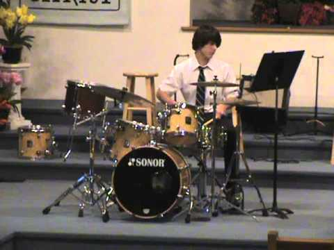 Dylan WalshDrum Set