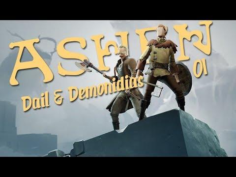 Zagrajmy w ASHEN - Nowy Soulslike? CO-OP /w Demonidias (01) Zaczynamy! thumbnail