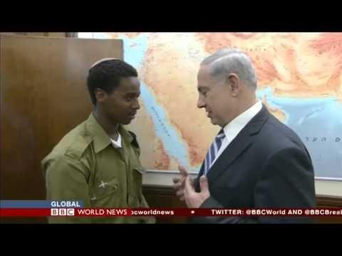 BBC World News: Avraham Neguise on Ethiopian protests 04 May 2015 1713