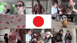 Couch Surfing World Tour - Japan - Part 1 - Speak Fluent English Confidently with Drew Badger