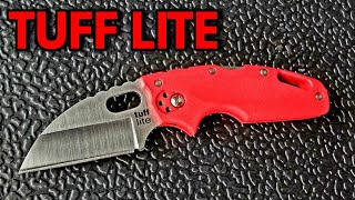 cold Steel Tuff Lite - Overview and Review