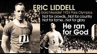 """The Story of Eric Liddell -  inspiration for the film """"Chariots of Fire"""""""