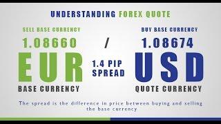Millionairez Wealth Club - Step 7 - Understanding Forex Quotes