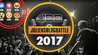 JBB 2017: JuliensBlog baut Zuschauer beim BEGINN mit ein - JOHNNY DIGGSON ALBUM 2017