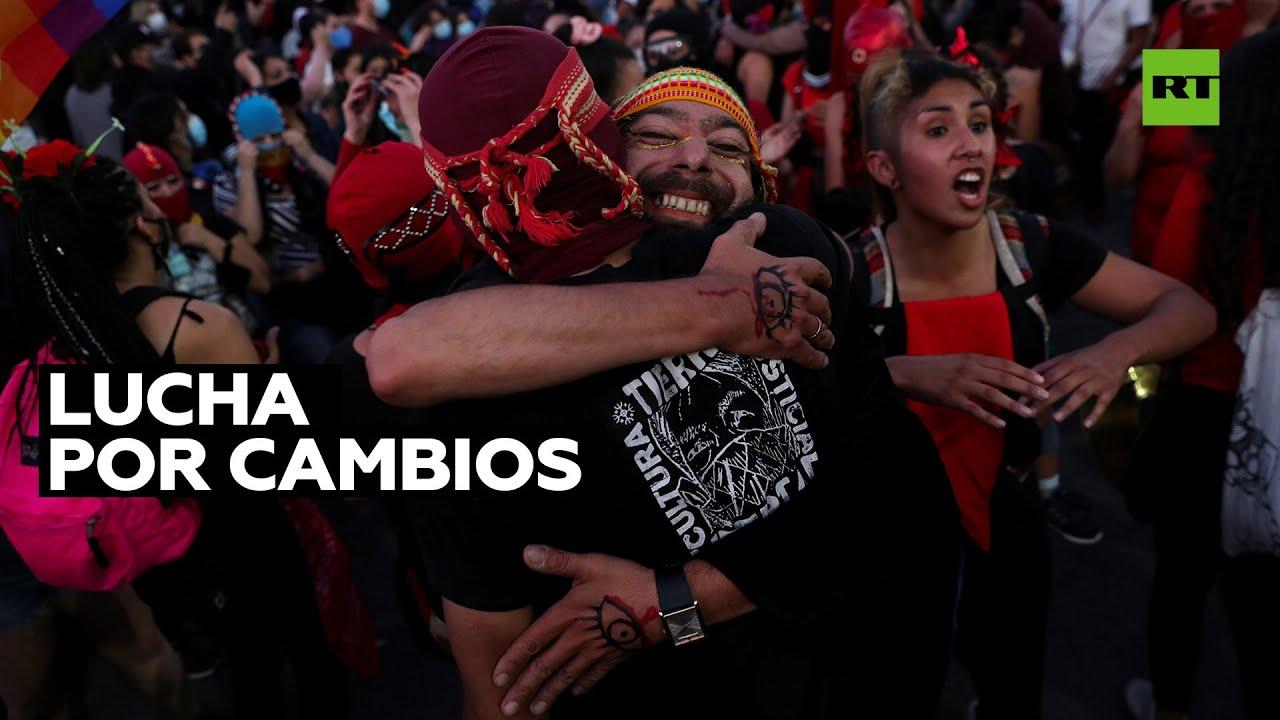 El largo camino de Chile para llegar a una nueva Constitución