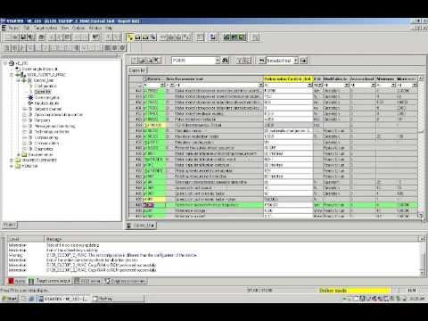 Siemens Starter 4.3 for Sinamics G120 drives (Basic Commissioning)