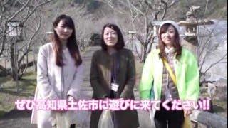 JCC三人娘が行く! ~土佐市の魅力に触れる旅~