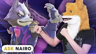 SMASH ULTIMATE WOLF - BETTER OR WORSE??