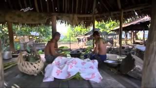 Ronnie in Samoa  Umu Part 2