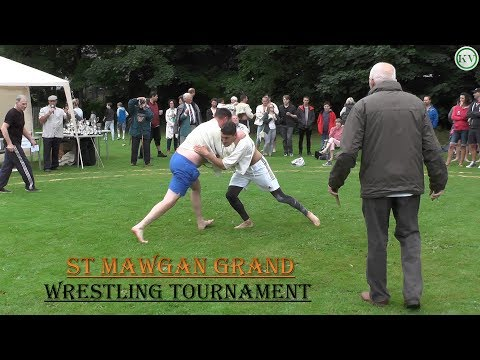 St Mawgan's Grand Cornish Wrasslin Tournament 2017