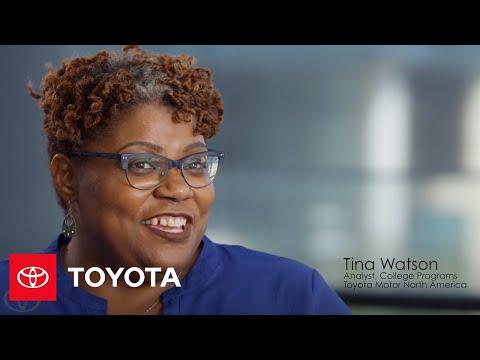 When Dreamers Do: Tina Watson | Toyota