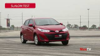 Test Drive : All New Toyota Yaris Part3 END By MaxTV / 27 JAN 2018