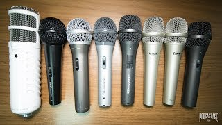 Best Dynamic USB Microphone Dec 2017