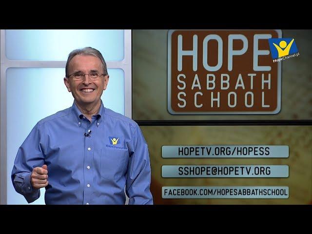 Szkoła Sobotnia Hope Channel - Lekcja VIII (24 listopada 2018)