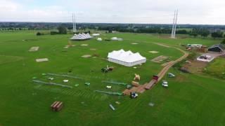 Huntenpop 2017: De opbouw