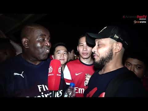 Arsenal 1-1 Atletico Madrid (1-3 Pens) | Troopz Defends Mesut Ozil