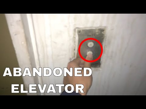 URBEX: National Palace of Culture in Sofia - hidden passages on the fifth floor