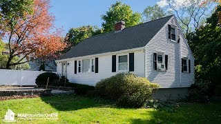 Home for sale - 259 Woburn St, Lexington