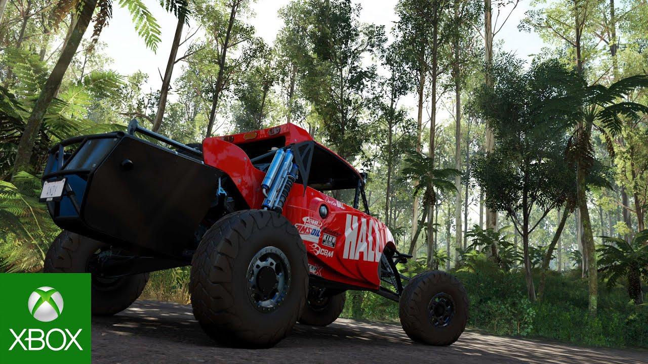 Forza Horizon 3 E3 Trailer World Debut and Onstage Demo