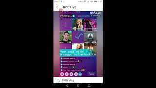 Bigo  live multi guest tutorial /after update app/