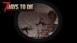 7 Days To Die Alpha15 #31 - СОЧНАЯ ОРДА!
