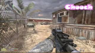Call of Duty: Modern Warfare 2/IW4x - 4 Custom Maps by Chooch