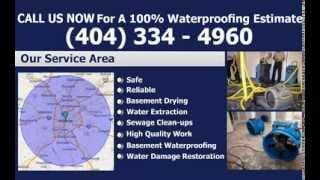 Water Damage Restoration Atlanta GA - FREE Estimates | Atlanta Water Damage Restoration