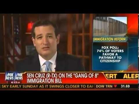 Ted Cruz Channels George W Bush Fool Me Once Shame On You Fool Me