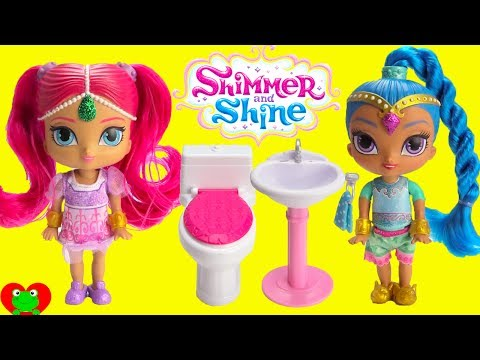 Shimmer And Shine Bedtime Routine