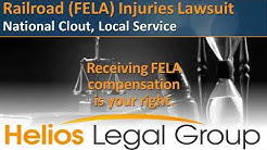 Railroad (FELA) Injuries Lawsuit - Helios Legal Group - Lawyers & Attorneys