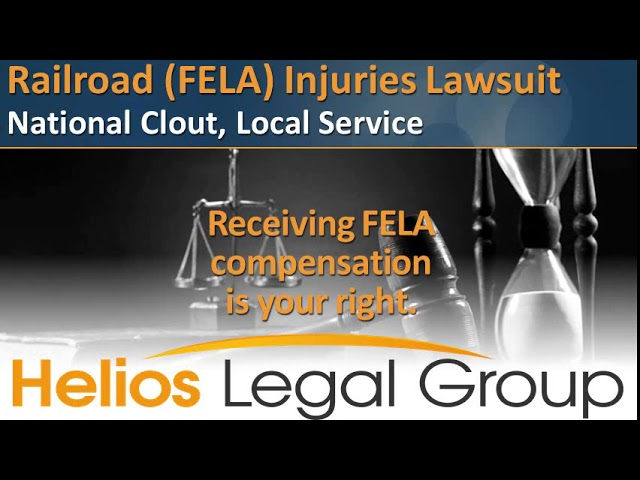 Railroad (FELA) Injuries Lawsuit - Helios Legal Group - Lawyers & Attorneys