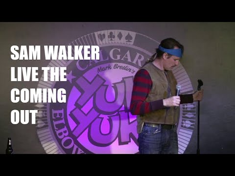 Sam Walker Live The Coming Out
