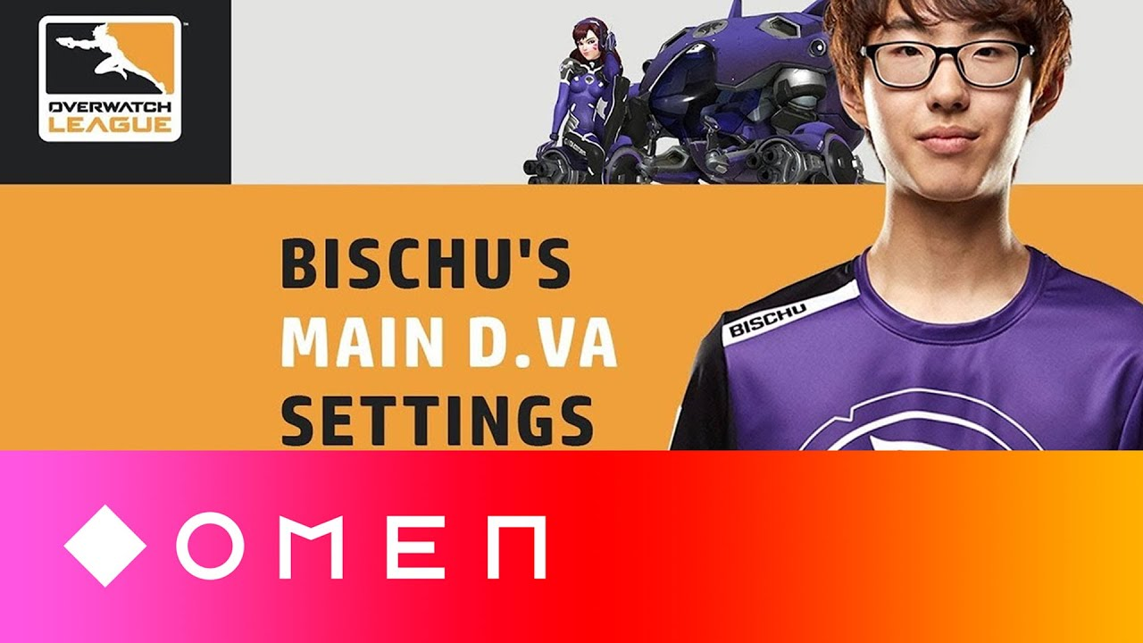 Bischu Says You Really Need These D Va Settings Omen Youtube