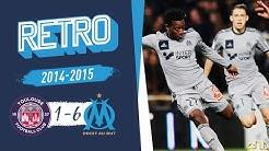 Toulouse 1-6 OM   Retour sur la rencontre saison 14/15