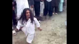 the world samallest man dancing in peshawar 2015
