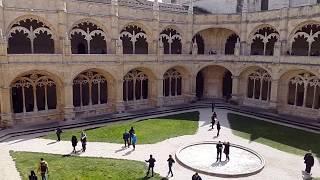 Jerónimos Monastery, Lisbon, Portugal