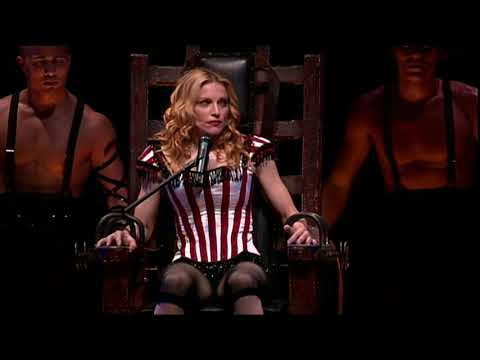 Download Madonna - Die Another Day (Live) [AI Remaster HD]
