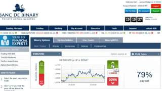 How To Trade Binary Options Profitably With No Previous Experience - Binary System