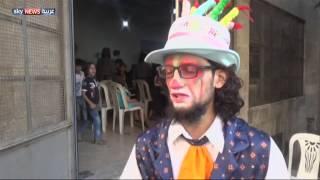 مهرجان للأطفال الأيتام في حلب
