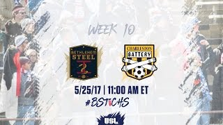 Bethlehem Steel FC vs Charleston Battery full match