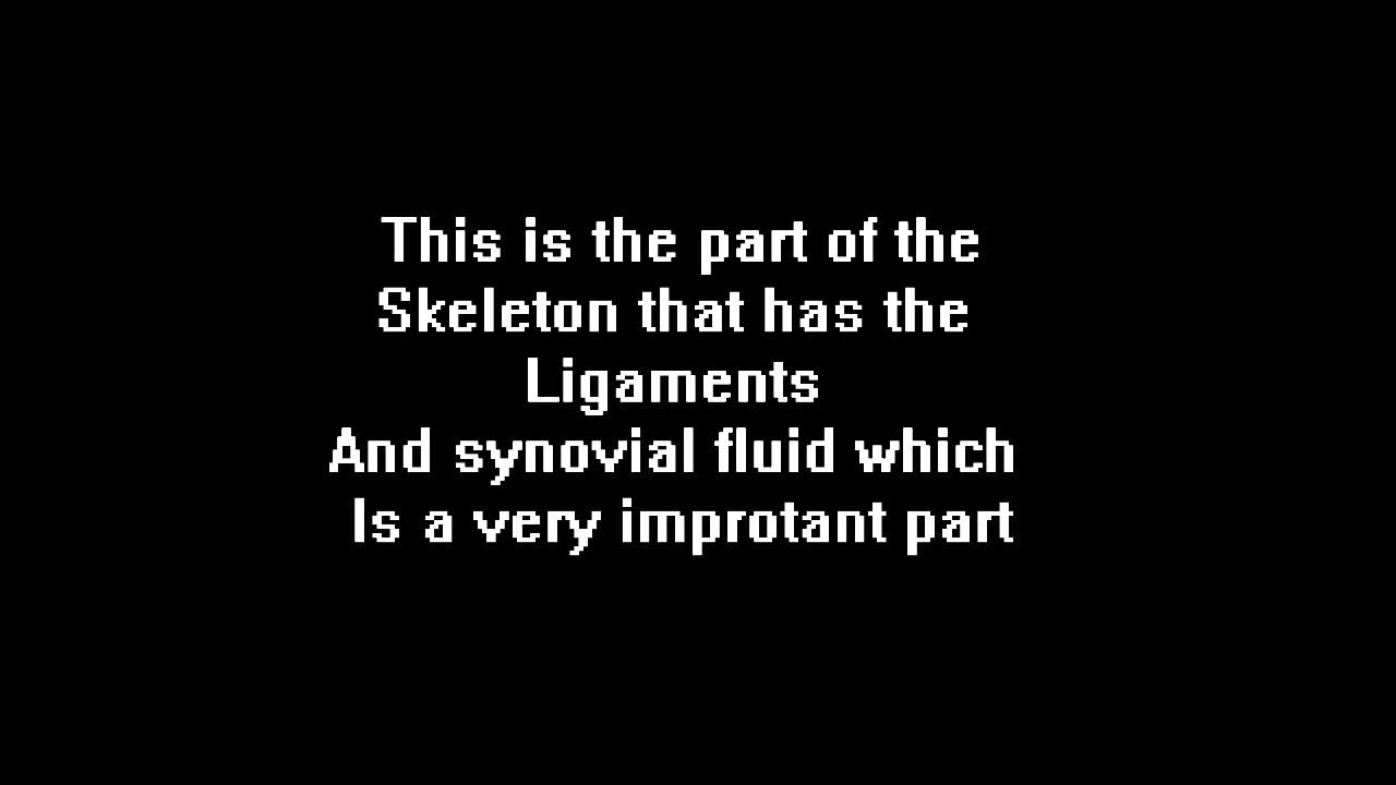 Bone Shop (Skeletal System) - YouTube