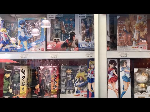 New DragonballZ Super Toys Actionfigures Hunt ToysRUs Barns&Noble SHFiguarts FunkoPops WCF Banpresto