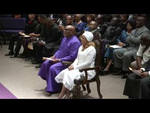 Bishop Kevin B. Willis, Sr. Consecration Service
